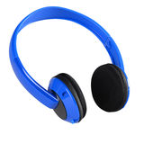Headphones. Clipping path Royalty Free Stock Images