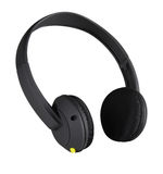 Headphones. Clipping path Stock Photography
