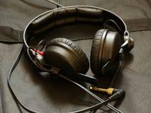 Free Headphones Close Up Royalty Free Stock Image - 215057476