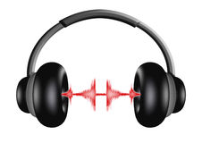 Headphones 3 Royalty Free Stock Photos