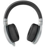 Headphones front Royalty Free Stock Photography