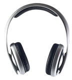 Headphones isolated Royalty Free Stock Image