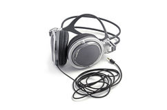 Headphones, isolated over white Stock Photography
