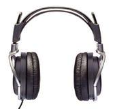 Headphones isolated on white Royalty Free Stock Photos