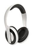 Headphones, isolated on white background Royalty Free Stock Image