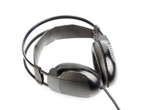 Professional headphones Royalty Free Stock Image