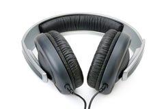 Headphones isolated on white Stock Photos