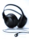 Headphones jack plug Royalty Free Stock Images