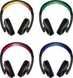 Headphones Royalty Free Stock Image