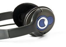Headphones on a white Stock Photo
