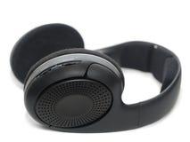 headphones1 ραδιόφωνο Στοκ Φωτογραφίες