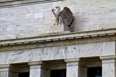 Headquarter of the Federal Reserve. In Washington, DC, USA, FED Royalty Free Stock Photography