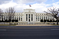 Headquarter of the Federal Reserve Stock Image