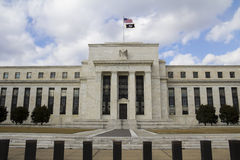 Headquarter of the Federal Reserve Stock Photo