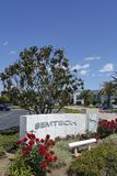 Headquarter office of Semtech, Camarillo, CA Stock Image