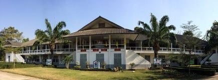 Headquarters company for Thai Army Province Khon Kaen Royalty Free Stock Photos