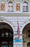 Headquarters of Die Neue Volkspartei Royalty Free Stock Photography