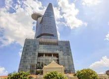 The headquarters downtown Sai Gon Royalty Free Stock Photos