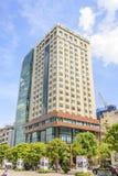 The headquarters downtown Sai Gon Stock Image