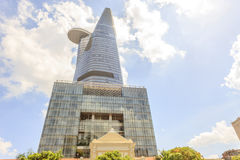 The headquarters downtown Sai Gon Royalty Free Stock Photo