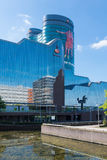 Headquarters of dutch bank Stock Photography