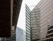 Headquarters of the European Commission Royalty Free Stock Photo