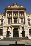 Headquarters of the National Bank of Romania Royalty Free Stock Photography