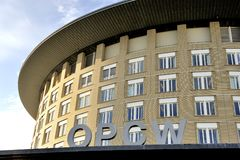 Headquarters of the OPCW Stock Image