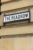 Headrow, Leeds Obraz Royalty Free