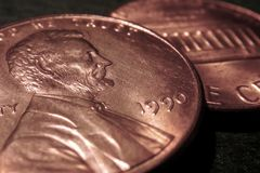 Heads or Tails Stock Images