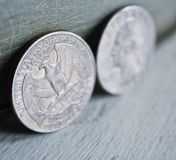 Heads or tails Royalty Free Stock Photography