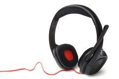 headset royaltyfria foton
