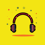 Headset Royalty Free Stock Photography