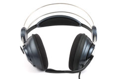 Headset with microphone Royalty Free Stock Photo