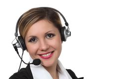 Headset Operator Stock Photos