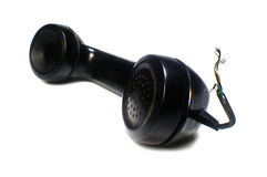 Headset phone Royalty Free Stock Images