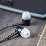 headsets Foto de archivo libre de regalías