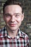 Headshot adulto novo Fotos de Stock