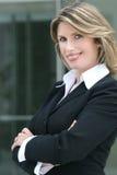 Headshot of a Business, Corproate Woman Royalty Free Stock Photography