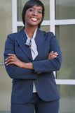 Headshot of a Business, Corproate Woman Stock Images