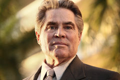 Headshot de um homem de negócios Fotografia de Stock Royalty Free