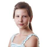 Headshot del adolescente Fotos de archivo libres de regalías