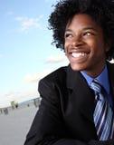 Headshot del hombre de negocios Fotografía de archivo libre de regalías