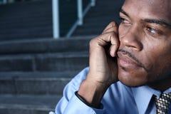 Headshot del hombre de negocios Fotos de archivo