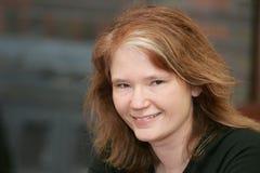 Headshot della donna Fotografia Stock