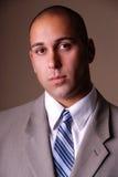 Headshot do homem de negócios. foto de stock royalty free