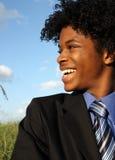 Headshot do homem de negócios Fotos de Stock Royalty Free