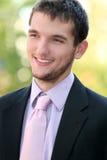 Headshot eines Geschäfts, Corproate Mann Stockfoto