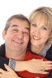 headshot heureux de couples Photos libres de droits