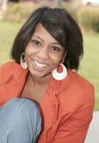 headshot kobieta Obraz Royalty Free